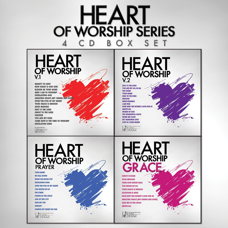 Heart of Worship Series 4 Boxs