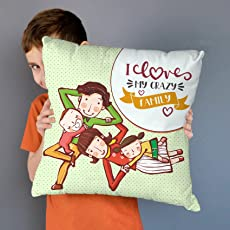 Mothers Day Gifts | Mothers Day Gifts from Daughter | Mothers Day Gifts from Son | Gift for Mother in Law | Cushion/Pillow with Filler(12 inch X 12 inch)