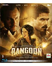 Rangoon Hindi Movie Blue-Ray