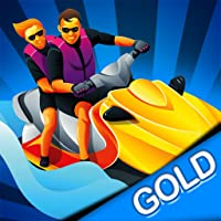 Jet Ski Power Race : The Uncanny Waves of Freedom - Gold Edition