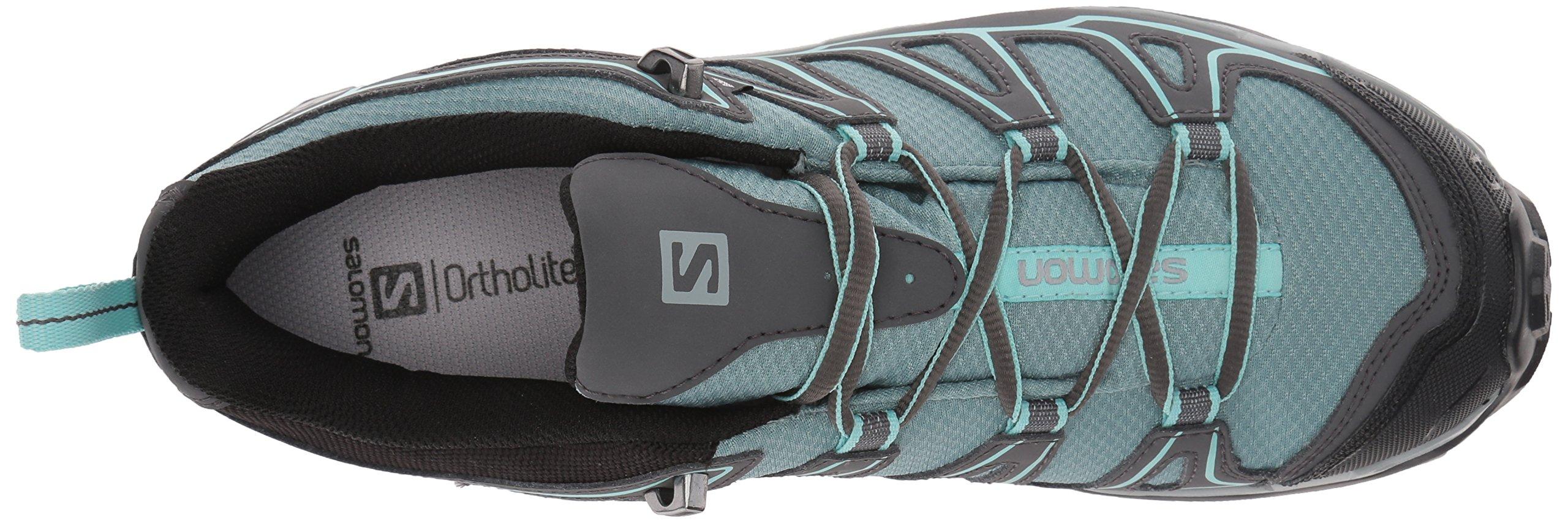 81QHJ2mQ6pL - SALOMON Women's Hiking Shoe