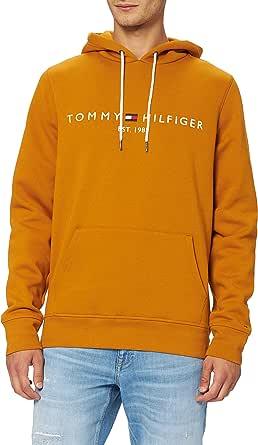 Tommy Hilfiger - Mens Clothes - Men's Hoodies - Men's Tommy Hilfiger Mens Hoodie - Logo Hoody Sweater