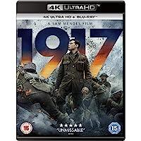 1917 (4k UHD and Blu-ray) [2019] [Region Free]