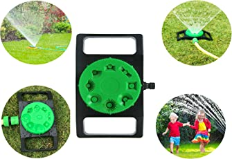 Divine Tree 8 Pattern Water Sprinkler for Lawn Garden Watering Equipment Automatic Drip Irrigation System