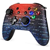 Controller switch EasySMX, controller per Nintendo Switch, controller Bluetooth wireless, controller a 6 assi Switch Pro…