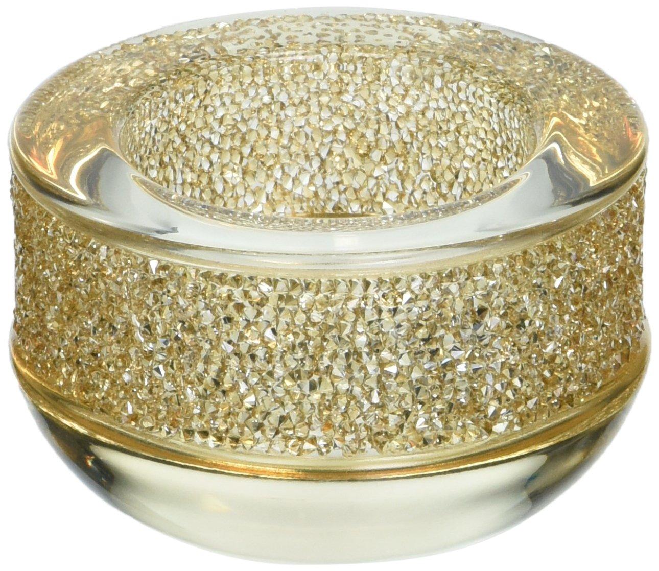 Swarovski Shimmer Teelicht, Golden Shadow Shimmer Tea Light, Golden Shadow 5108877