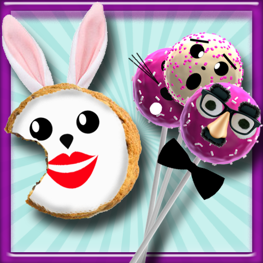 (Cake Pops and Cookie Maker - FREE Cooking Game)