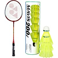 Yonex GR 303 Badminton Racquet with Half cover