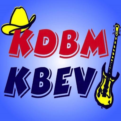 kdbm-kbev-radio