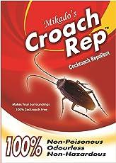 Mikado's Cockroach Repellent Non-Poisonous by Mikado's (Pack of 3), Mik-002-CR-P3