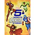 5 MINUTE AVENGERS STORIES HC (5 Minute Stories)