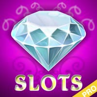 Double Deluxe Diamond of Oz Slots Pro Edition - Triple Wizard Bonus Vegas Casino Games