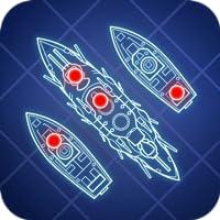 Fleet Battle: Battle Series - Schiffe Versenken - Flottenmanöver! (Einzelspieler + lokal und online Multiplayer)