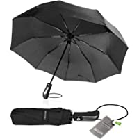 TRAVANDO Regenschirm Taschenschirm