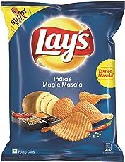 Lay's  Potato Chips - India's Magic Masala - 52 gm Pack