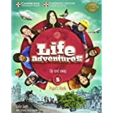 Life Adventures Level 5 Pupil's Book: Up and away