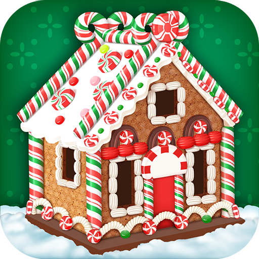 Candy House Maker - Kids Cooking Game