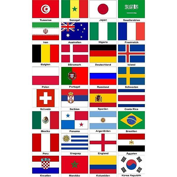 Tischfahne Venezuela Caracas Flaggenfritze/® Tischflagge gratis Aufkleber