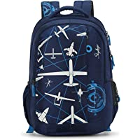 Skybags 32 Ltrs Blue Casual Backpack (BPNNE17HBLU)