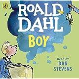 Boy: Tales of Childhood (Dahl Audio)