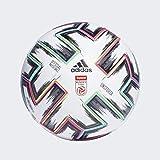 Adidas AUT BULi Pro Voetbal, heren, wit (wit/zwart/groen/ciabri), 5
