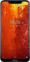Nokia 8.1 (Blue, 4GB RAM, 64GB Storage) with Offer