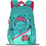Lavie Sport Spacious Casual Backpack | School College Bag For Girls