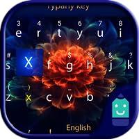 Growing Lotus Theme&Emoji Keyboard