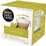 Nescafé Dolce Gusto Cappuccino, 16 Capsules (8 kopjes)