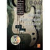 Les gammes pentatoniques à la basse (1 Livre + 1 CD)
