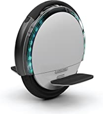 Ninebot S2Elektrisches Einrad Unisex Erwachsene, Weiß