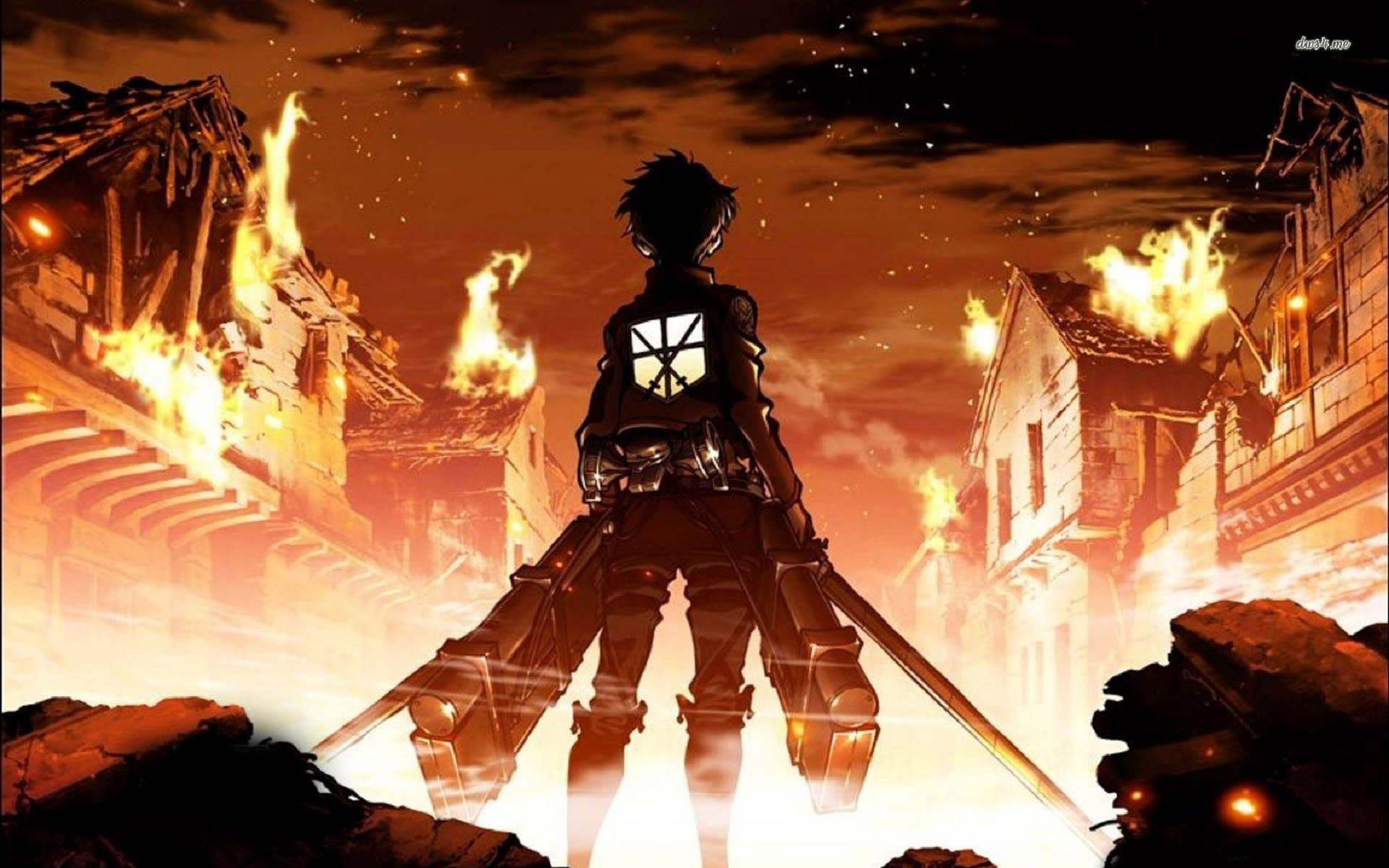 Attack on Titan Wallpapers Pack: Amazon.de: Apps für Android