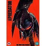 The Predator DVD [2018]