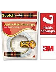 Scotch Double Sided Foam Tape (3 m x 24 mm)