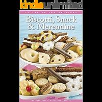 Biscotti  snack  amp  merendine  In cucina con passione Vol  1