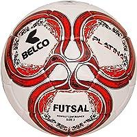 BELCO SPORTS Hand Stitched PU Futsal Ball Size 3