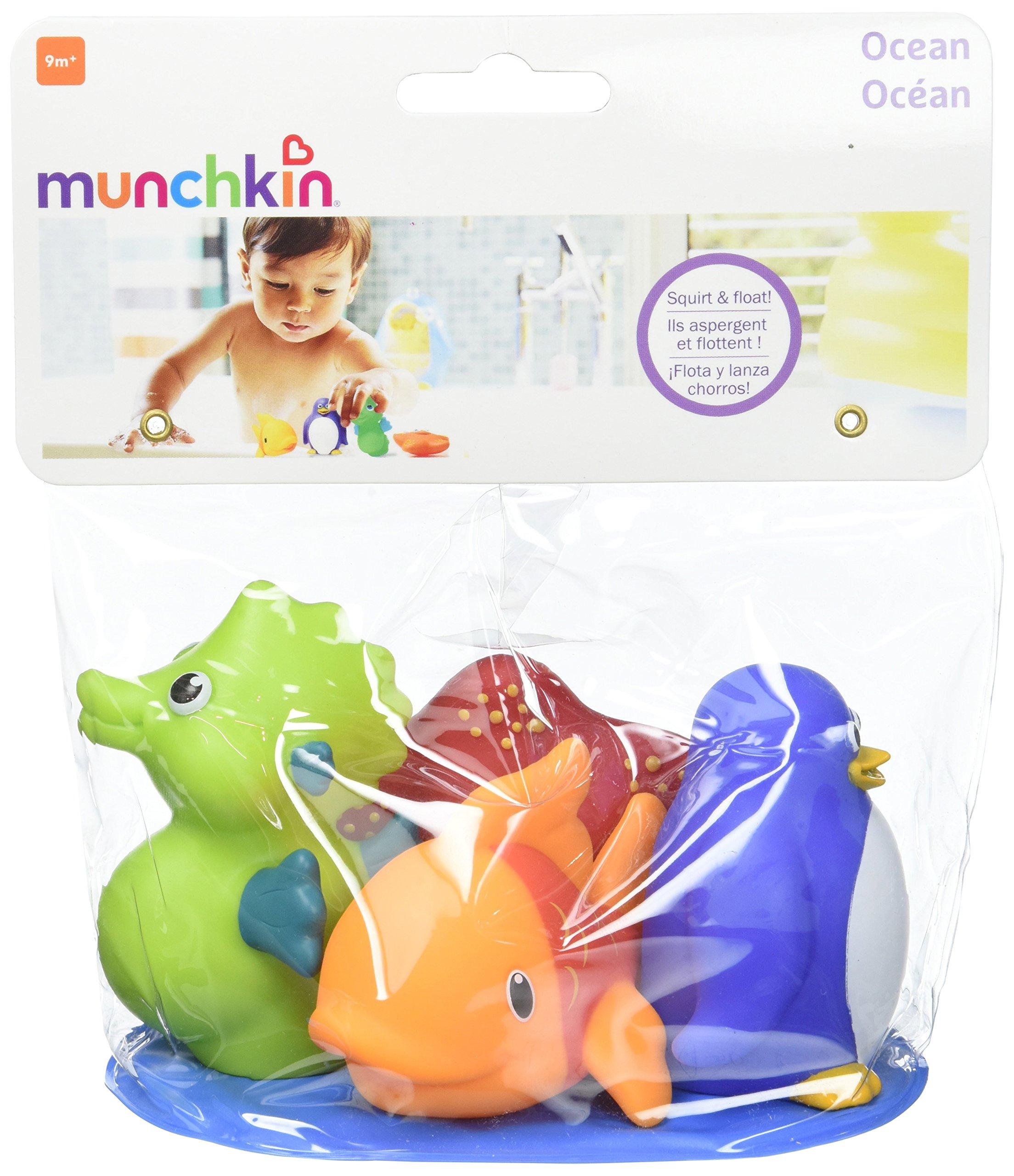 Munchkin Farmyard Friends Bath Toy