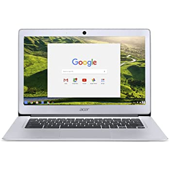 Acer Chromebook 14 CB3-431 - (Intel Celeron N3160, 4GB RAM, 32GB eMMC, 14 inch FHD Display, Google Chrome OS, Silver)