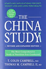 China Study Expanded Paperback