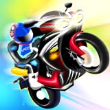 Wheelies Racing Bike - the crazy motorcycle race
