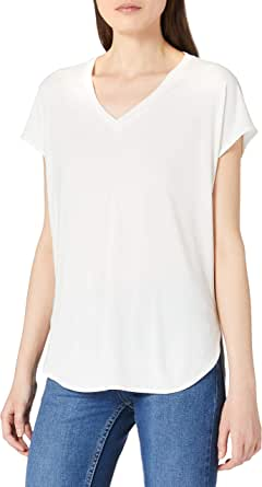 Herrlicher Lilina Micromodal T-Shirt Donna