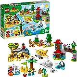 Lego 10907 10907 Zwierzęta Świata ,Wielokolorowy