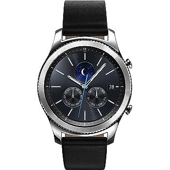 Samsung Gear S3 Classic - Reloj Inteligente, 8 x 5 x 8 cm, Color Plata