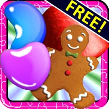 Candy Match Adventure FREE! A sugar sweet match 3 story with candy smash, crush, and drops!