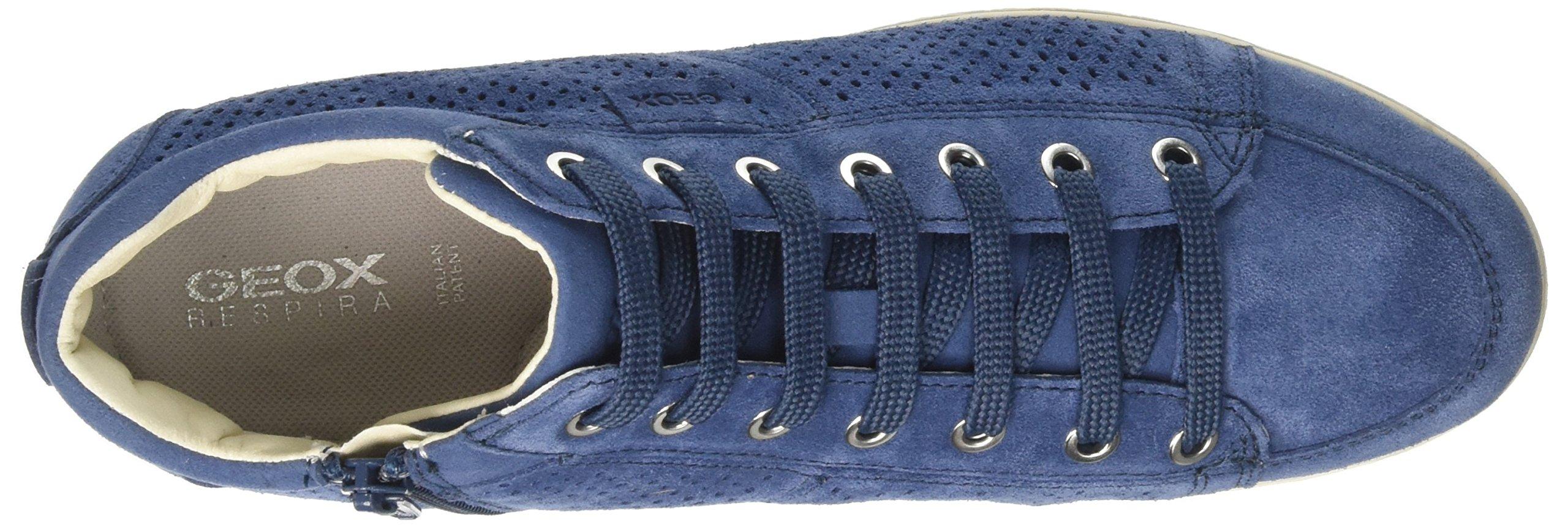 Geox Damen D Myria B Hohe Sneaker 7