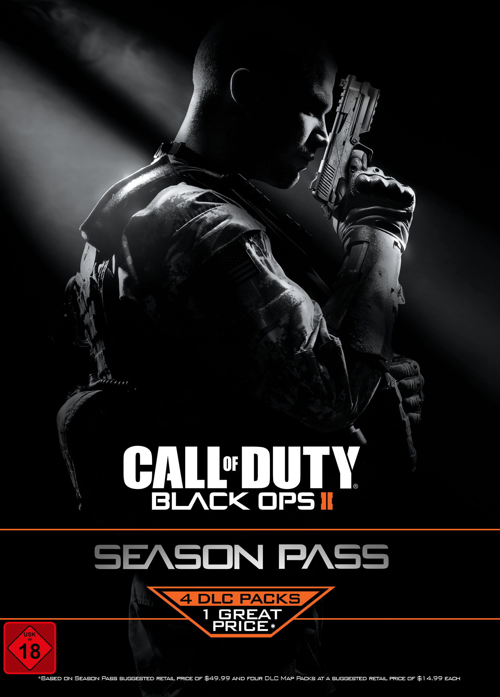 Call of Duty: Black Ops II Season Pass [PC Code - Steam]