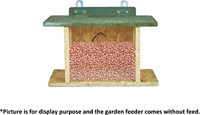 Nature Forever Garden Bird Feeder