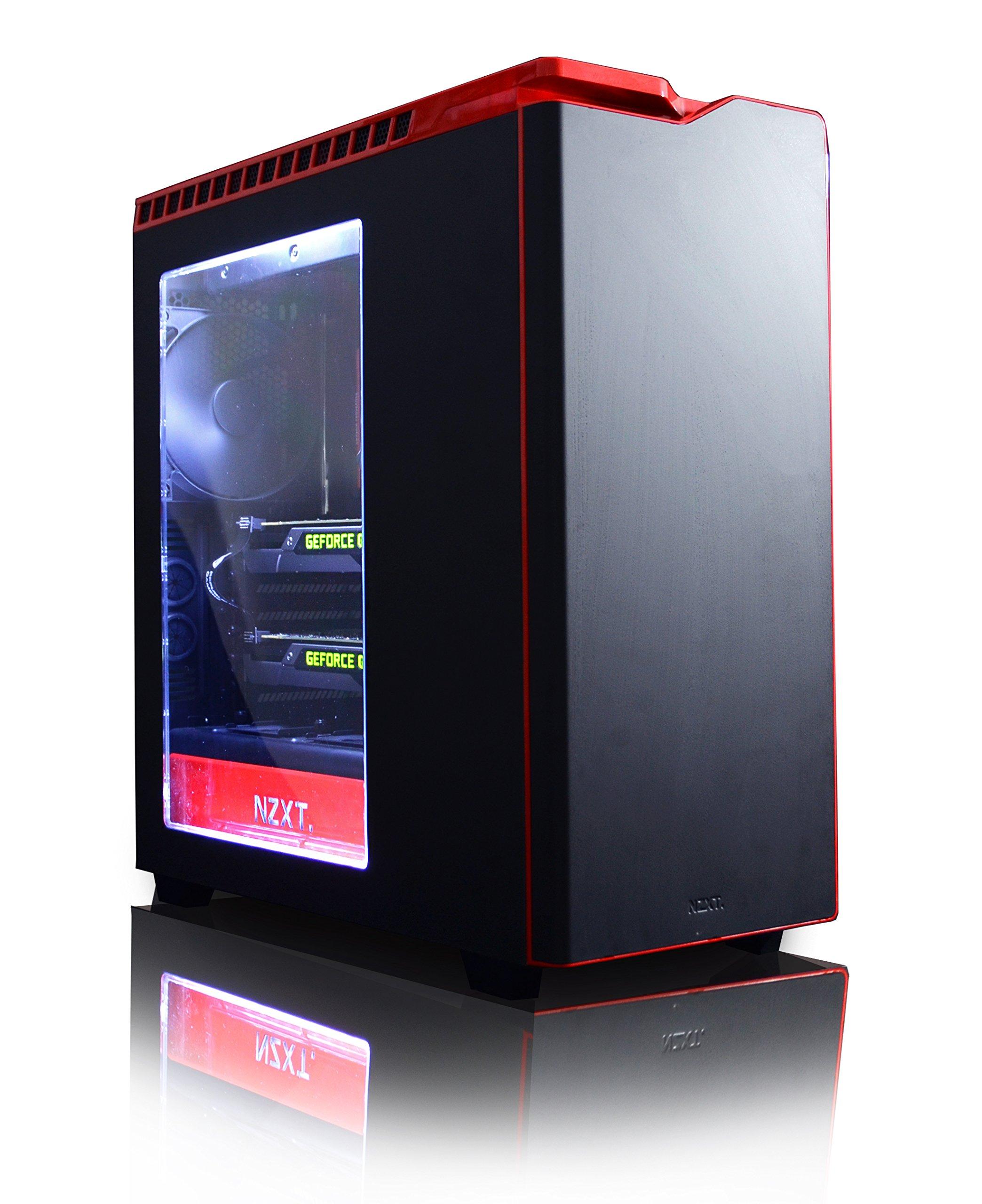 VIBOX Legend 5 Gaming PC Computer mit War Thunder Spiel Bundle, Windows 10 OS (4,5GHz Intel i9 Extreme 10-Core Prozessor…