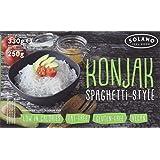 Solano Konjaknudel im 10er-Set I Konjak-Spaghetti aus Konjakmehl I die Shirataki Nudeln sind vegan, fettfrei, glutenfrei, kalorienarm I eignen sich perfekt für Diäten