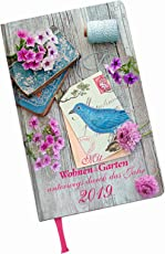 Wohnen & Garten Kalender 2019: Mit Wohnen und Garten Kalender unterwegs durch das Jahr 2019
